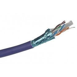 CABLE FTP C6 4X2 HF1 VIO 305 M Dca 100-076 EXC