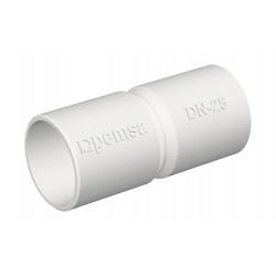 MANGUITO UNION TUBO H DN20 LH GRIS 55008020 PEMSA