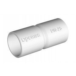 MANGUITO UNION TUBO H DN20 PVC GRIS 55009020 PEMSA