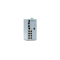 SWITCH 08P 10/100+2SFP IND. AT IFS-802SP-80