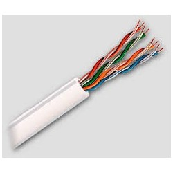 CABLE UTP C5+ 4X2 P/EXTERIOR CPR BL 250 (B) 05BL